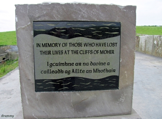 Memorial at The Cliffs