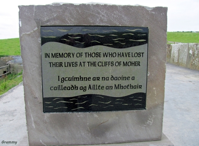 Memorial at The Cliffs
